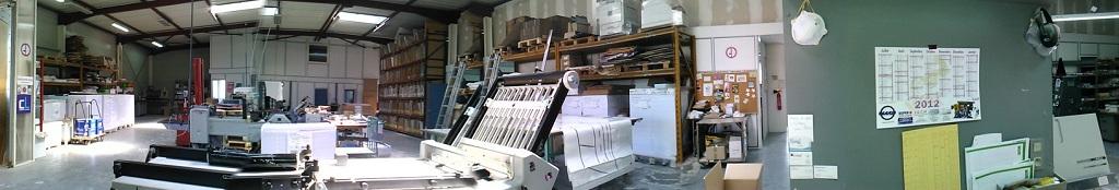 atelier imprimerie SIC