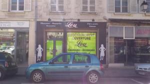 façade Lou