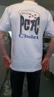 Flocage T-shirt dos